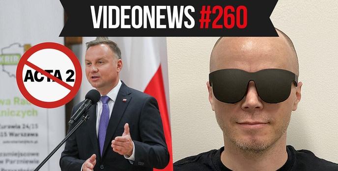 Karta Wolności w Sieci, nowa era VR, Note 20 wycieka - VideoNews #260