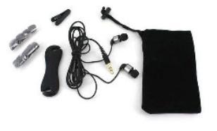SoundMAGIC PL11 Black Sluchawki Dokanalowe