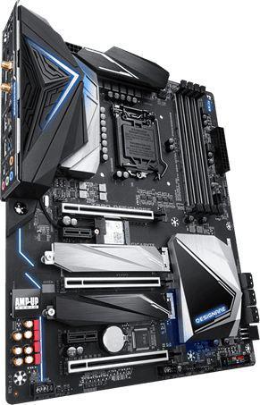 Gigabyte MB Intel 1151 GBT Z390 DESIGNARE