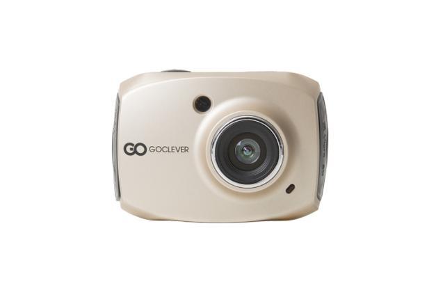 Ekstremalne 2w1 - nowe kamery DVR SPORT GOLD i SILVER od GOCLEVER