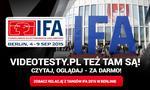 Relacja z targów IFA 2015 w Berlinie