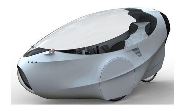 GinzVelo - Samochód i Rower w Jednym