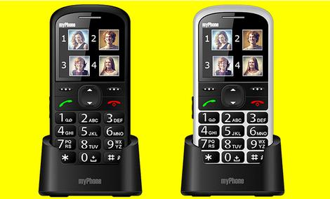MyPhone 1075 Z Kartą Startową Za Jedyne 89zł - Tylko W Biedronce