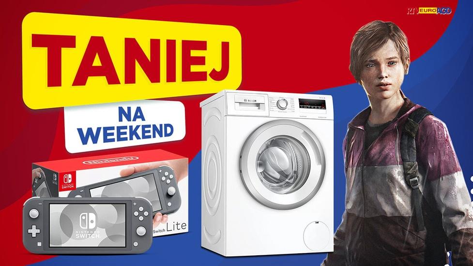 Taniej nawet o 280 złotych - Prawdziwe promocje na Switcha lub pralkę?