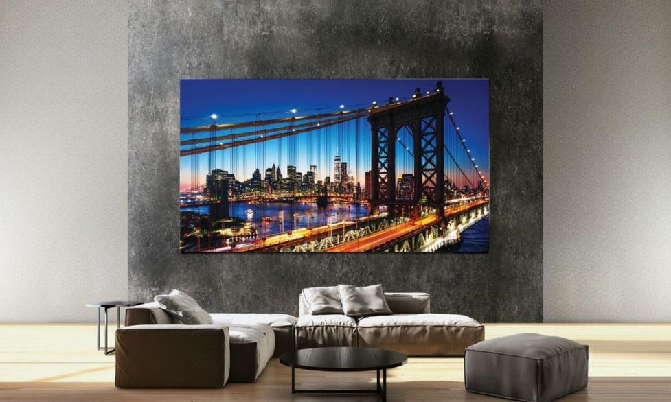 Telewizory Samsunga na CES 2020 - Pionowy, Modułowy i Bezramkowy