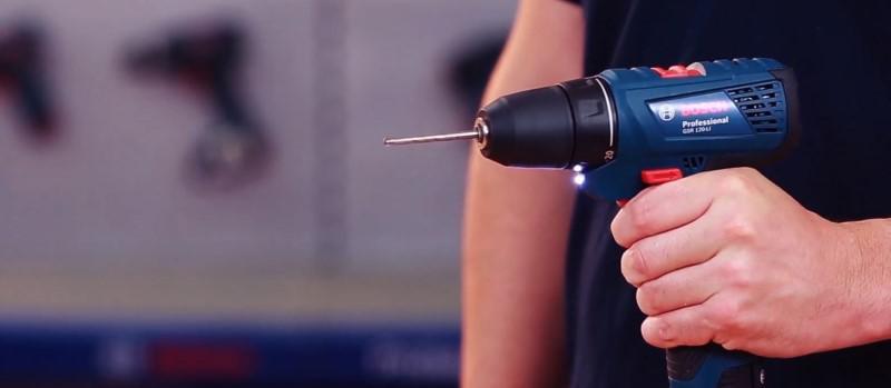 Wkrętarki akumulatorowe z możliwością wiercenia