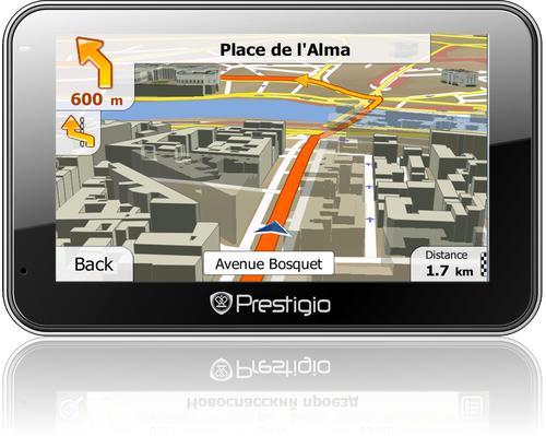 Prestigio GeoVision 5500BTF