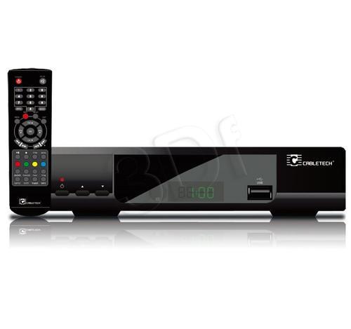 HD CABLETECH URZ0090 (media player z funkcją nagrywania przez USB)