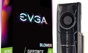 EVGA GeForce RTX 2080 Ti, 11GB GDDR6 (11G-P4-2280-KR)