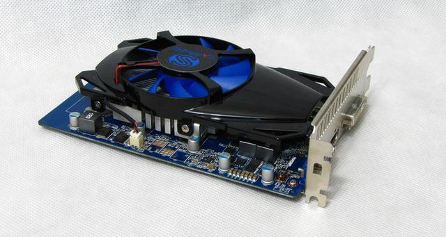 Sapphire Radeon HD7730 fot2