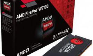 AMD FirePro W7100 8GB GDDR5 (256 bit) 4x DP, BOX (100-505975)