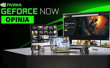 Wszystko o GeForce NOW i graniu w chmurze