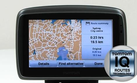 Prezentacja nawigacji samochodowej TomTom GO 950