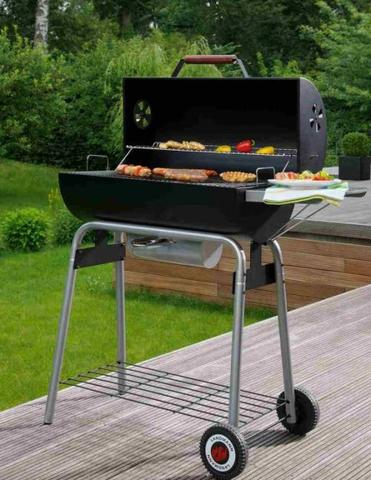 ogromny grill LANDMANN BLACK TAURUS 660 (31421)