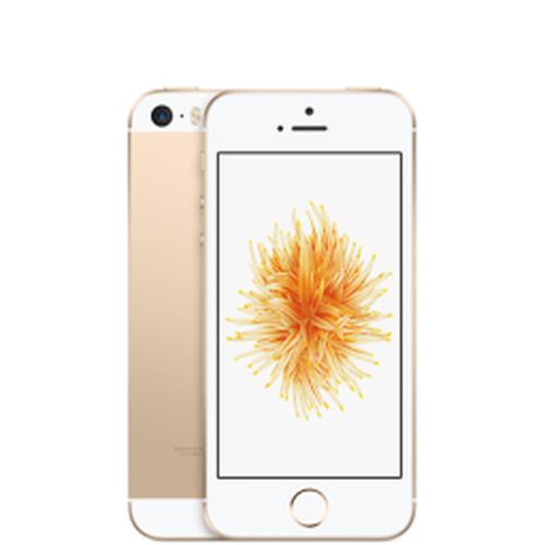 Smartfon Apple iPhone SE Złoty 64GB (MLXP2EL/A)
