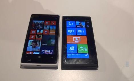 Nokia Lumia 920 vs. Lumia 900 - porównanie smartfonów