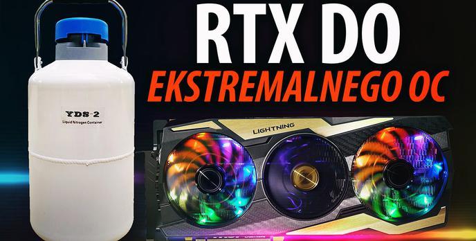 MSI RTX 2080 Ti LIGHTING Z - Recenzja najdroższego RTXa