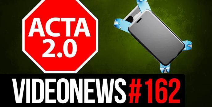 ACTA 2, Najmniejszy Komputer, Robo Ptaki – VideoNews #162