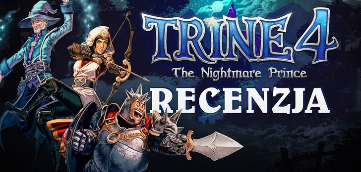 Recenzja Trine 4 - Seria Powraca Na Właściwe Tory