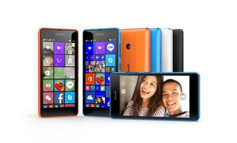 Microsoft Lumia 540 Dual SIM - Smartfon Godny Uwagi