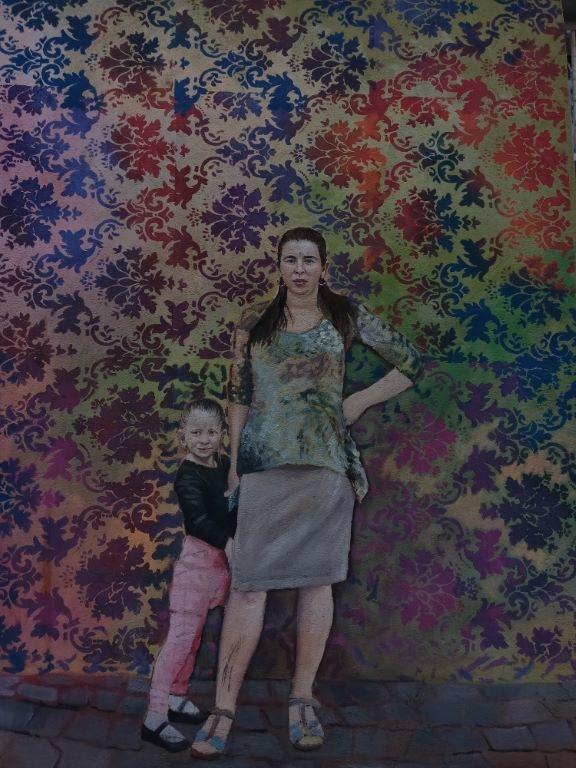 Oppo Reno4 Lite i portret mieszkańców