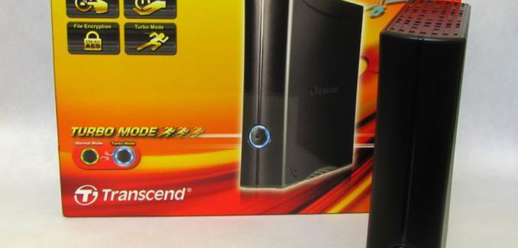 Transcend StoreJet 35T 1TB [TEST]