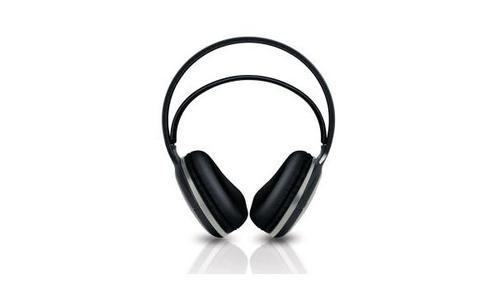 Słuchawki nauszne Philips SHC5100/10 (Czarno-srebrny Radio)