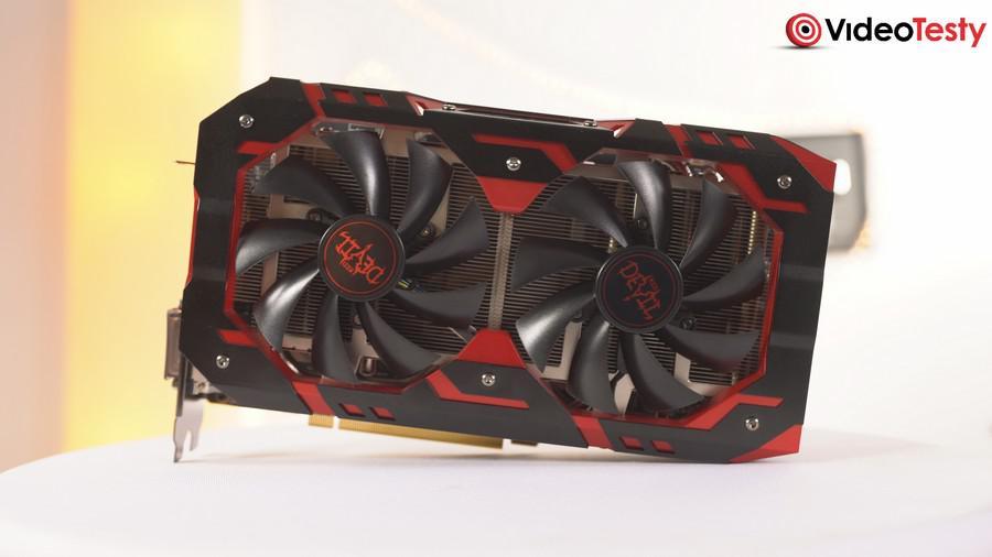 RX 590 Red Devil - recenzja
