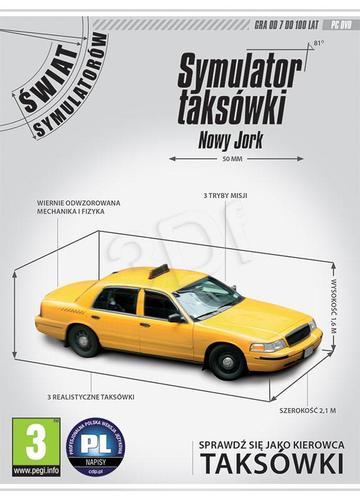 Symulator Taksówki Nowy Jork