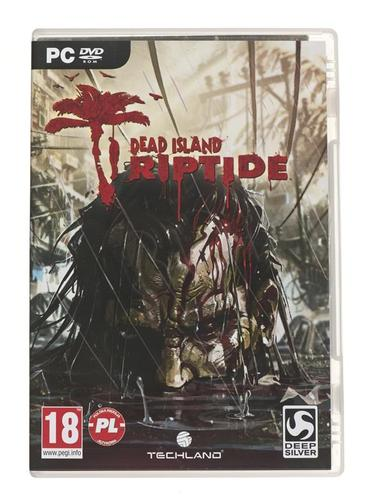 PAK Dead Island Goty + DI Riptide + koszulka