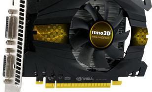 Inno3D GeForce GT 740 OC 1GB GDDR5 (128 bit) 2x DVI, Mini HDMI (N740-1SDV-D5CWX)