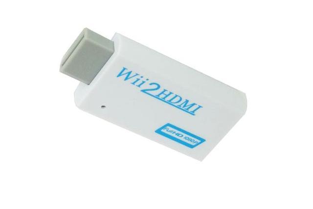Adapter Wii do HDMI jest już dostępny