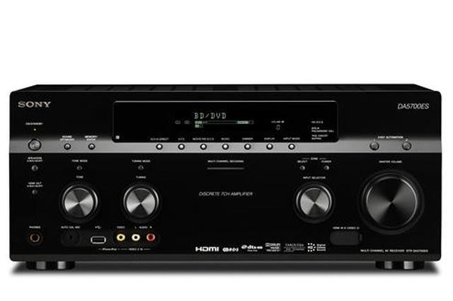 Amplituner wielokanałowy DA5700ES - autentyczne brzmienie kina