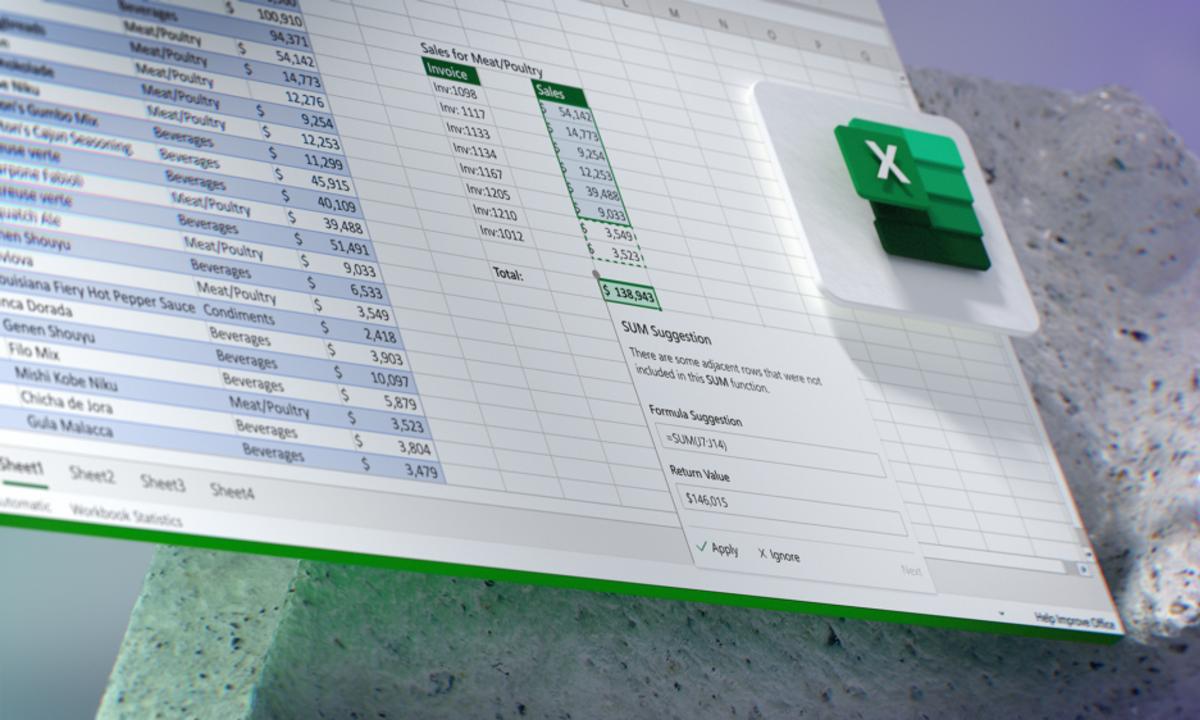 Screen z materiału promocyjnego nowej odsłony pakietu Microsoft Office