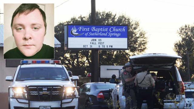 Masakra w Amerykańskim Kościele