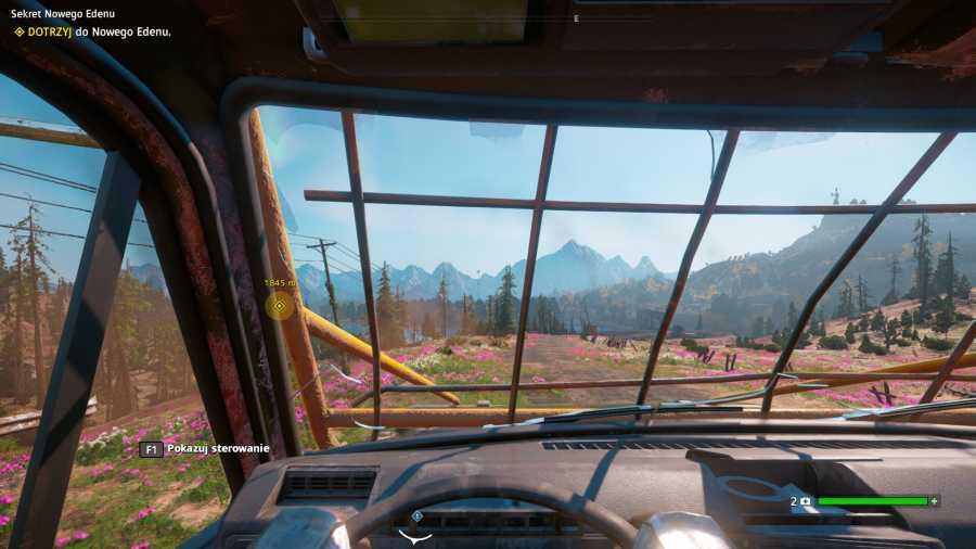Far Cry: New Dawn - Podróżowanie pojazdami
