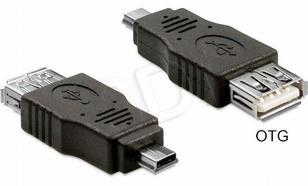 ADAPTER USB MINI BM ->AF USB 2.0 OTG