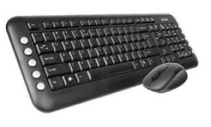 A4 Tech Zestaw klawiatura + mysz V-Track 7200F