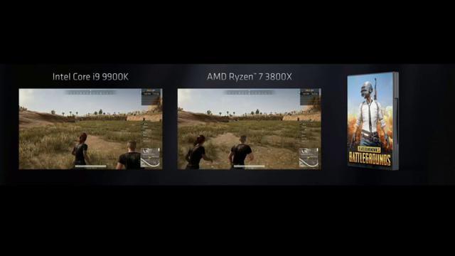 AMD ryzen 3000 wydajność w grach