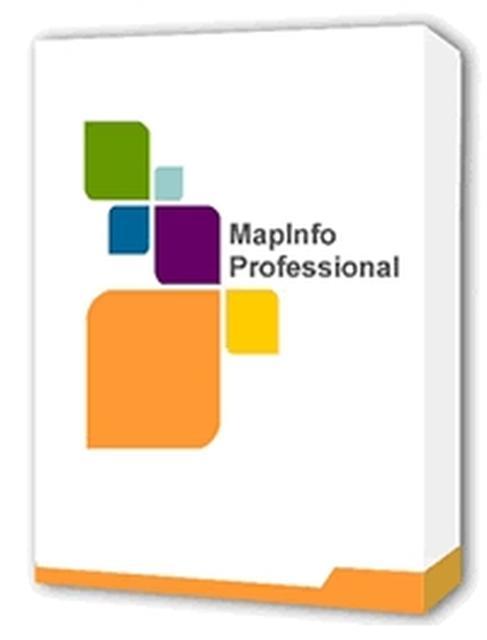 MapInfo Professional 10.5 zlokalizowane