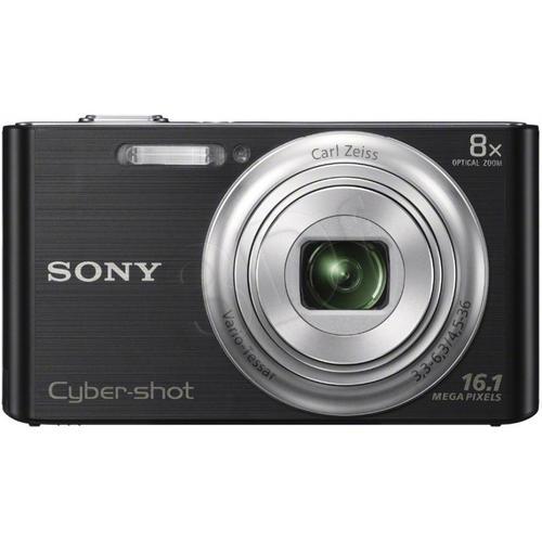 Sony DSC-W730B + 25-200
