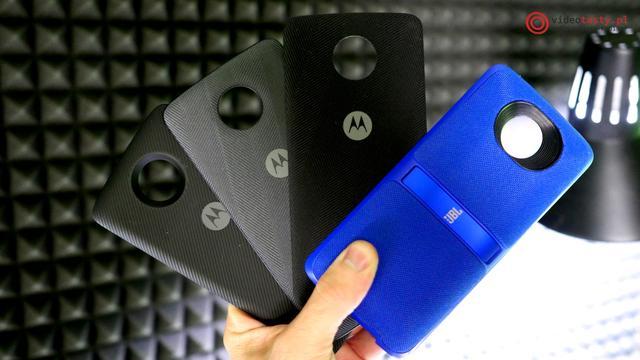Motorola Moto Z2 Play Moduły