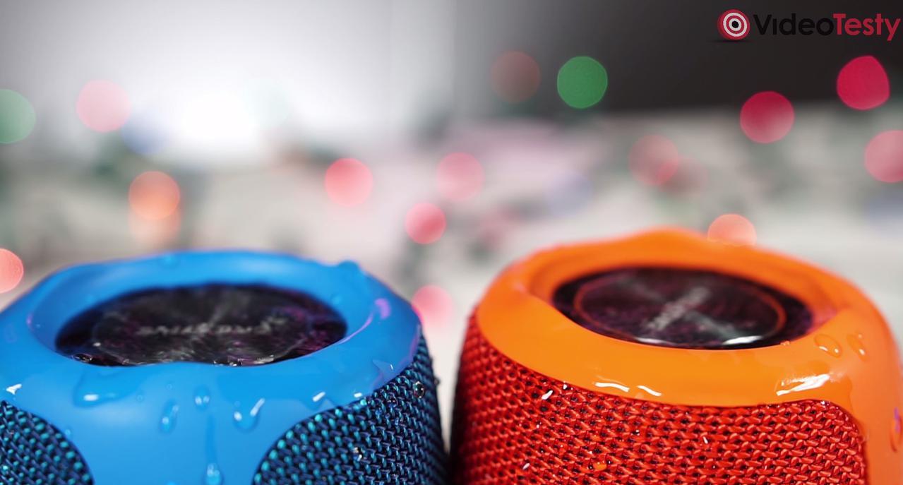 Creative Muvo Play oferują wodoodporność w standardzie IPX7