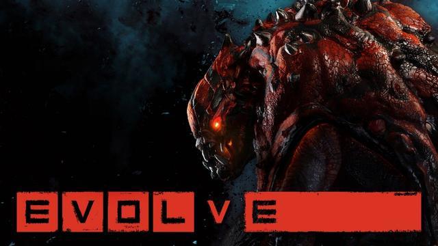 Gameplay Evolve - Gramy Potworem i Łowcą