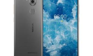 Nokia 8.1 DS 4/64GB (srebrny)