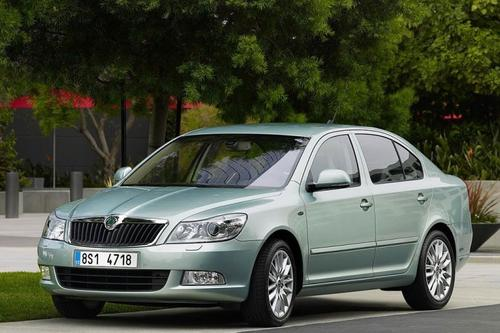 Skoda Octavia Hatchback 1,2TSI (105KM) M5 Mint 5d