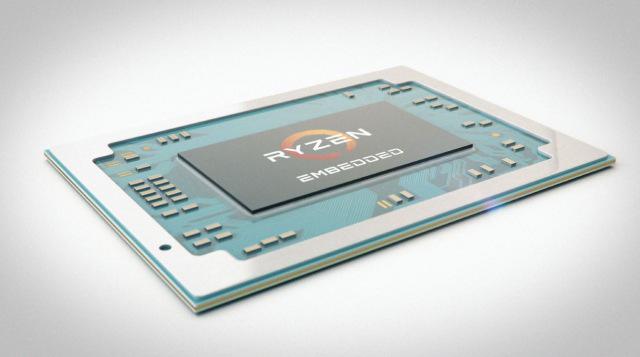 Procesory Ryzen Embedded to bardzo mocne urządzenia.