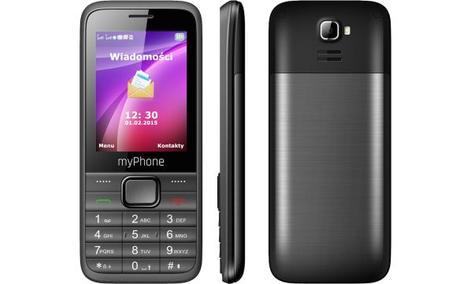 myPhone 6200 - Tani i Praktyczny Telefon w Biedronce