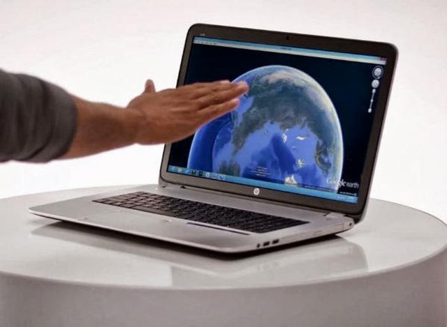 HP ENVY17 Leap Motion SE - duży krok w przód na rynku notebooków