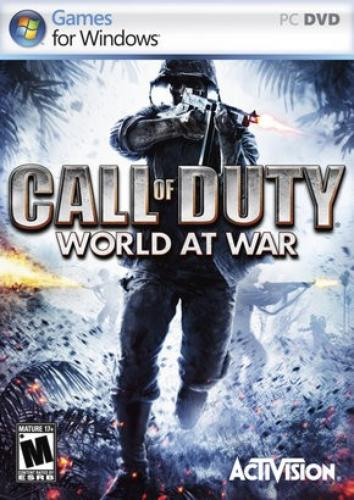 Activision Call Of Duty: World At War PC (napisy PL)